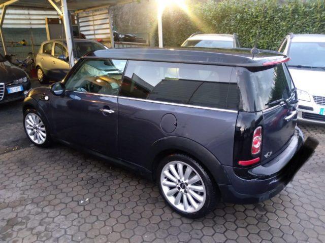 MINI Clubman Mini 2.0 16V Cooper D Clubman Automatica Immagine 4