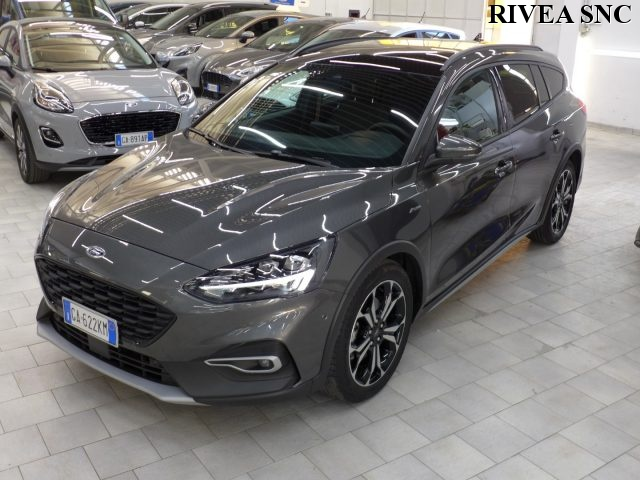 FORD Focus MAGNETIC GRAY pastello