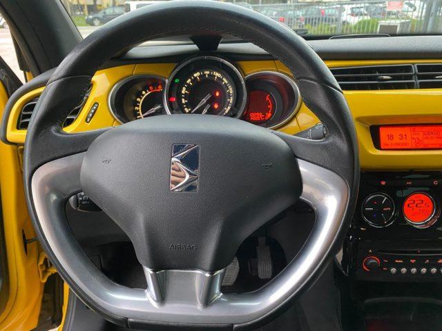 DS AUTOMOBILES DS 3 1.6 HDi 110 Sport Chic Immagine 3