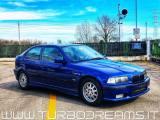 BMW 323 ti 24V cat COMPACT M SPORT MANUALE CLIMA ASR ASI !
