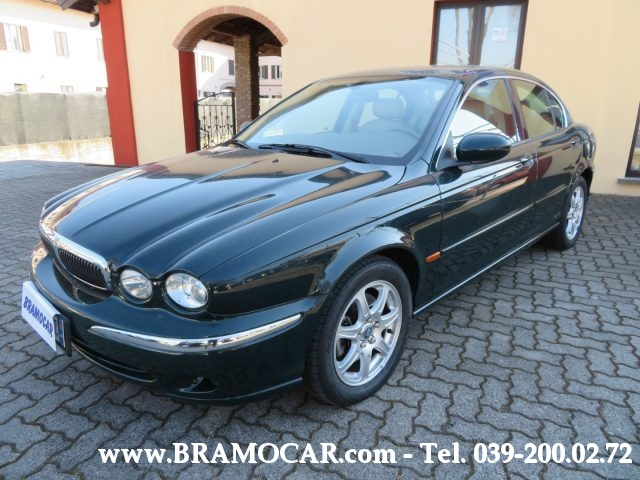 JAGUAR X-Type 2.0 V6 156cv 24v EXECUTIVE - KM 93.552 -PELLE - E4 Immagine 1