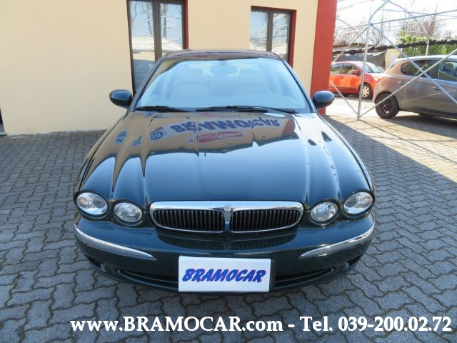 JAGUAR X-Type 2.0 V6 156cv 24v EXECUTIVE - KM 93.552 -PELLE - E4 Immagine 2