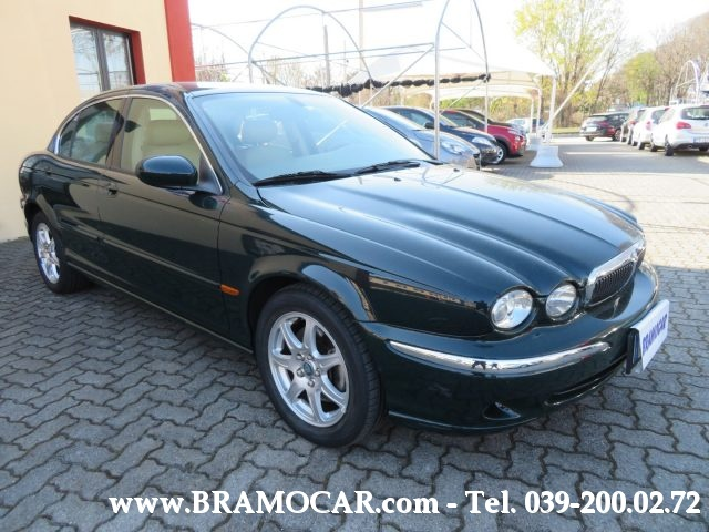 JAGUAR X-Type 2.0 V6 156cv 24v EXECUTIVE - KM 93.552 -PELLE - E4 Immagine 3