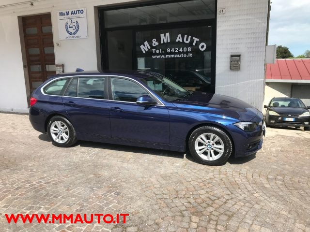 BMW 316 BLU SCURO  metallizzato