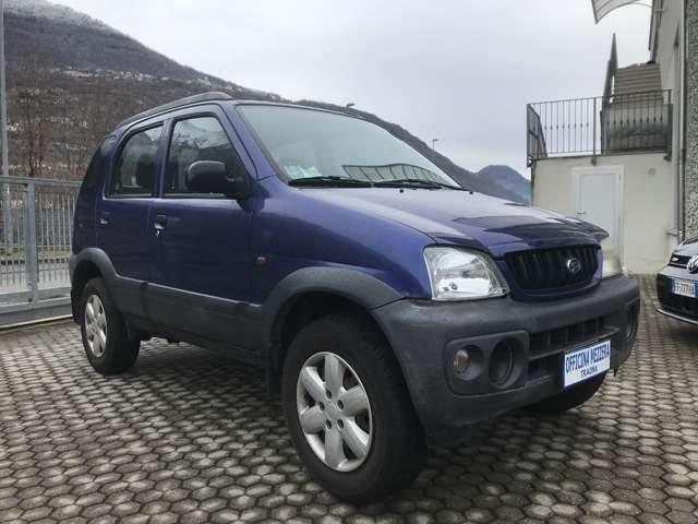 DAIHATSU Terios 1.3i 16V cat 4WD CX MOTORE NUOVO Immagine 0