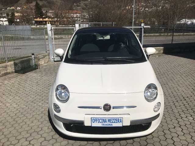 FIAT 500 1.2 Lounge Tetto in vetro Cerchi in lega Immagine 1