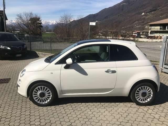 FIAT 500 1.2 Lounge Tetto in vetro Cerchi in lega Immagine 3