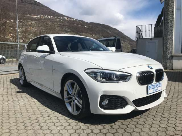 BMW 118 Serie 1 118d 5p. Msport Unico proprietario Immagine 0