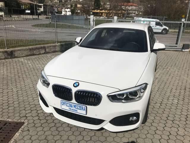 BMW 118 Serie 1 118d 5p. Msport Unico proprietario Immagine 1