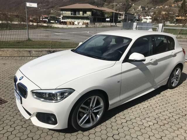 BMW 118 Serie 1 118d 5p. Msport Unico proprietario Immagine 2
