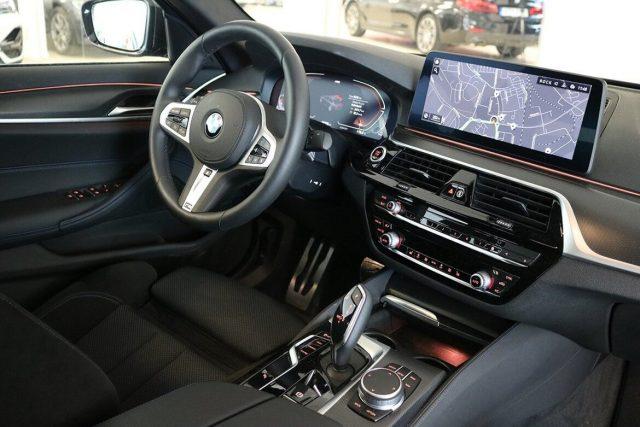 BMW 520 D XDrive 48V MSPORT HYBRID MY 2021 gancio traino Immagine 3