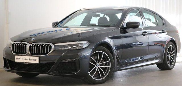 BMW 520 D XDrive 48V MSPORT HYBRID MY 2021 gancio traino Immagine 0