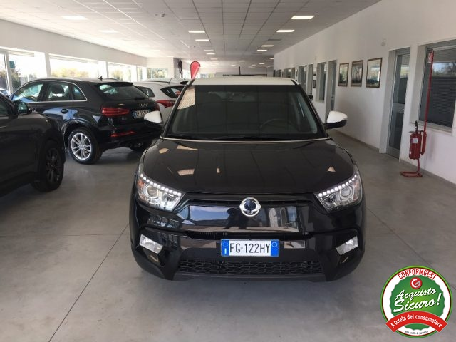 SSANGYONG Tivoli 1.6d 2WD Be Visual Cool Immagine 1