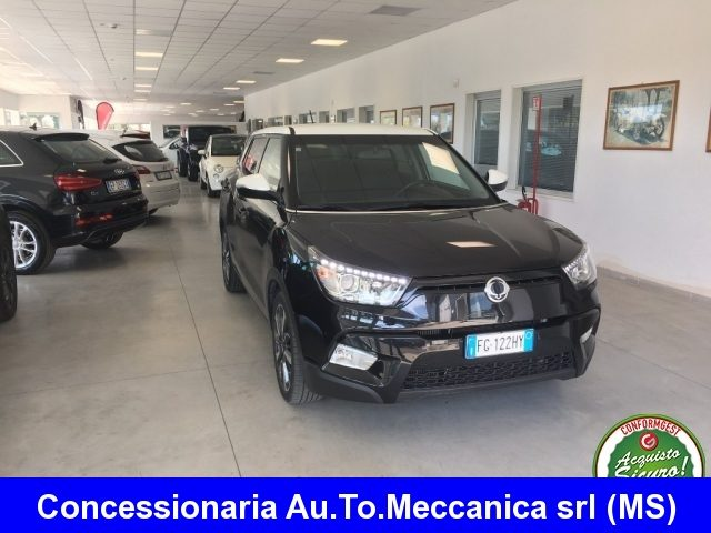 SSANGYONG Tivoli 1.6d 2WD Be Visual Cool Immagine 0