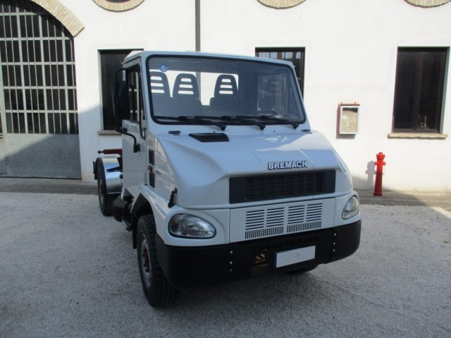 BREMACH Job X4 35 Ql.  ribaltabile 4x4 EURO 5 Immagine 4