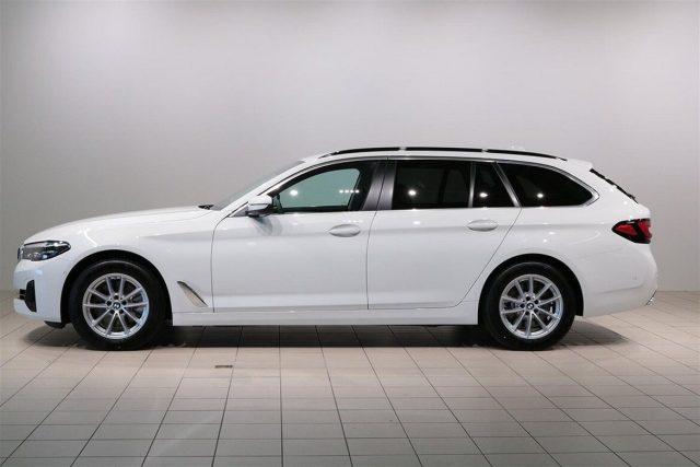 BMW 520 D XDrive Touring 48V Bus. HYBRID MY 2021 gancio Immagine 1