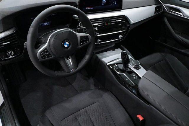 BMW 520 D XDrive Touring 48V Bus. HYBRID MY 2021 gancio Immagine 3