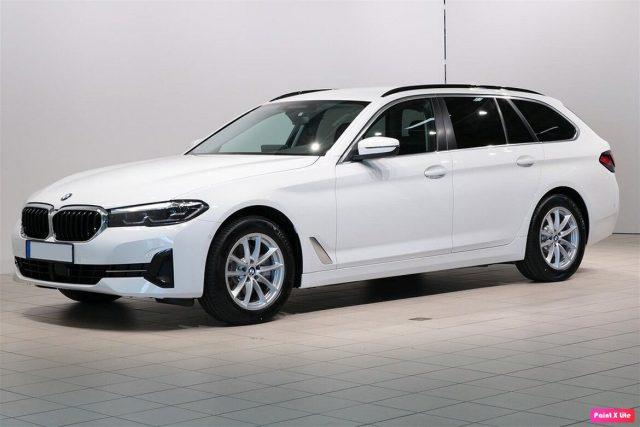 BMW 520 D XDrive Touring 48V Bus. HYBRID MY 2021 gancio Immagine 0