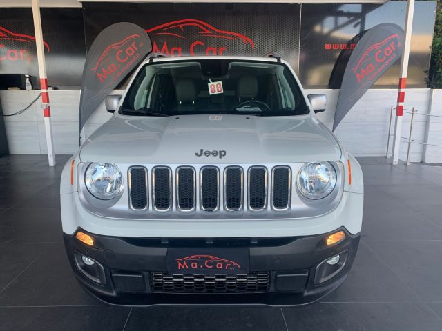 JEEP Renegade 1.4 MultiAir DDCT Limited