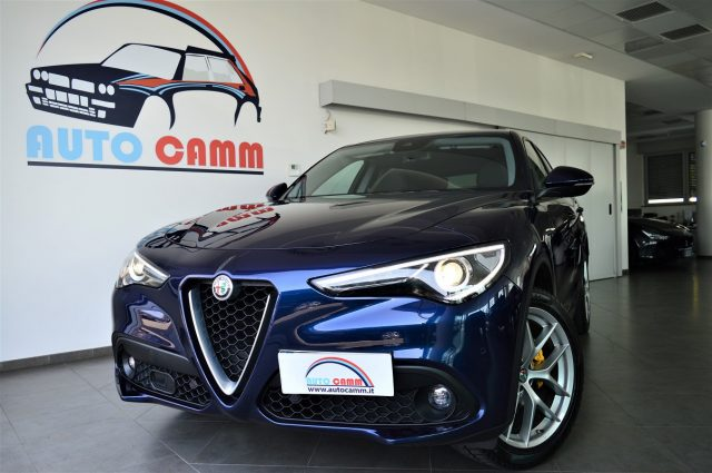 ALFA ROMEO Stelvio 2.2 Turbodiesel 210 CV AT8 Q4 SUPER Immagine 0