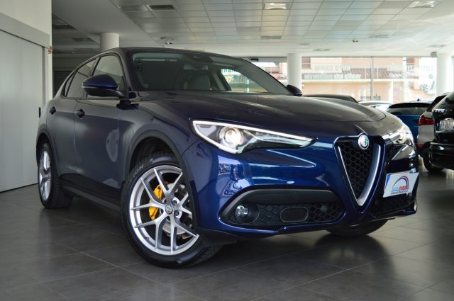 ALFA ROMEO Stelvio 2.2 Turbodiesel 210 CV AT8 Q4 SUPER Immagine 3