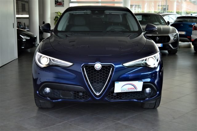 ALFA ROMEO Stelvio 2.2 Turbodiesel 210 CV AT8 Q4 SUPER Immagine 2