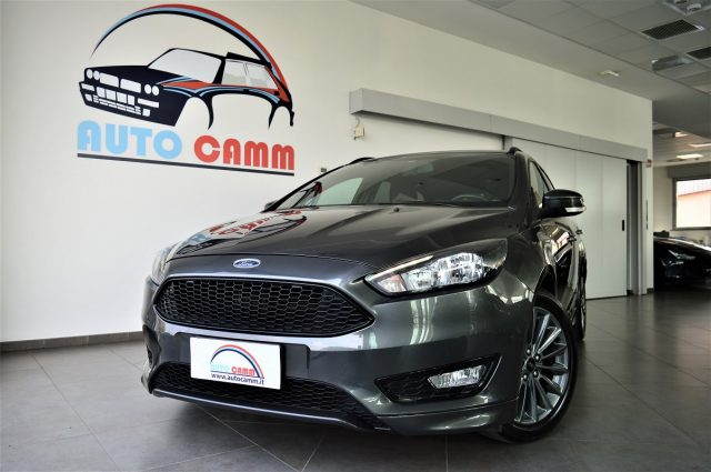 FORD Focus 1.5 TDCi 120 CV Start&Stop SW ST Line Immagine 0