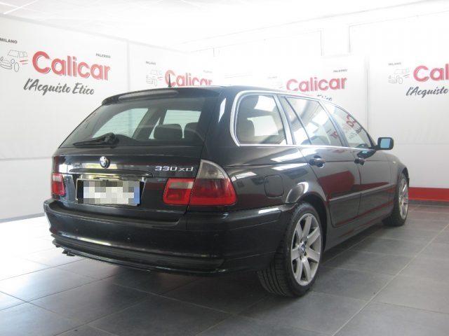 BMW 330 xd turbodiesel cat Touring Futura Immagine 3