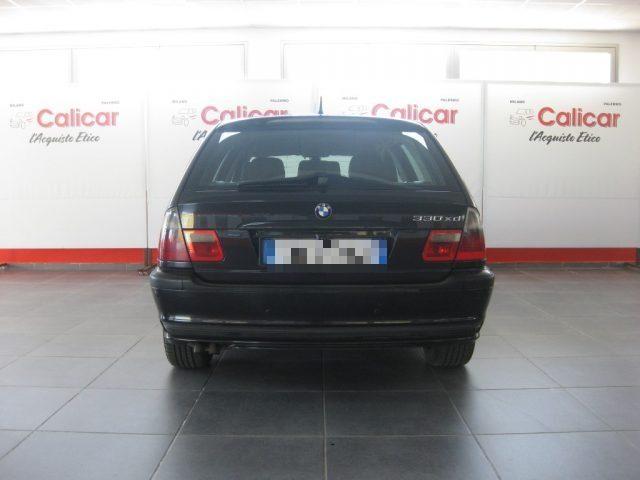 BMW 330 xd turbodiesel cat Touring Futura Immagine 4