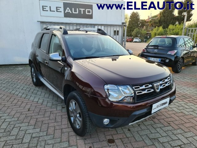 DACIA Duster Marrone metallizzato