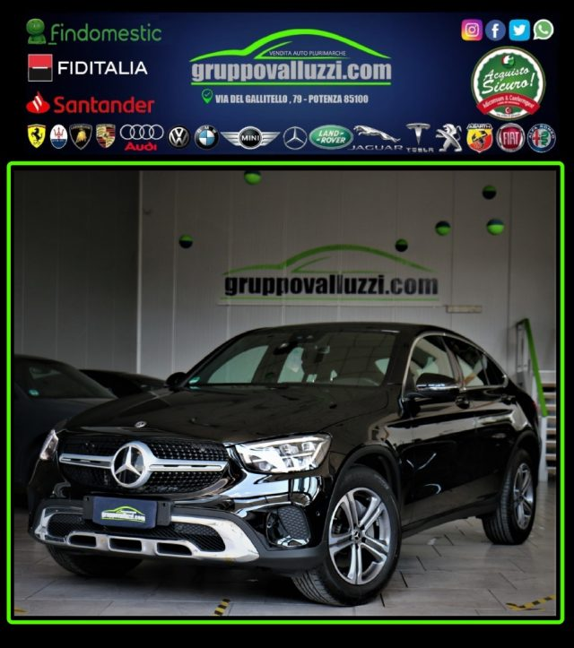 MERCEDES-BENZ GLC 200 Nero metallizzato