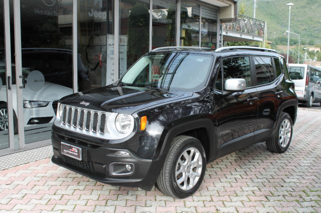 JEEP Renegade 2.0 Mjt 140CV 4WD Active Drive Limited Immagine 1