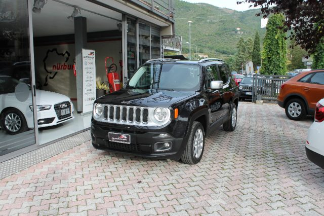 JEEP Renegade 2.0 Mjt 140CV 4WD Active Drive Limited Immagine 2