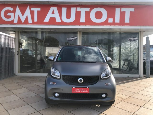 SMART ForTwo 0.9 90CV PASSION SPORT PACK NAVI LED PANORAMA Immagine 0