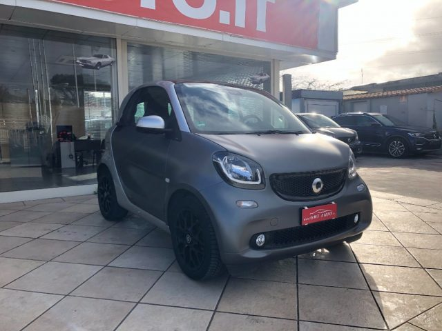 SMART ForTwo 0.9 90CV PASSION SPORT PACK NAVI LED PANORAMA Immagine 1