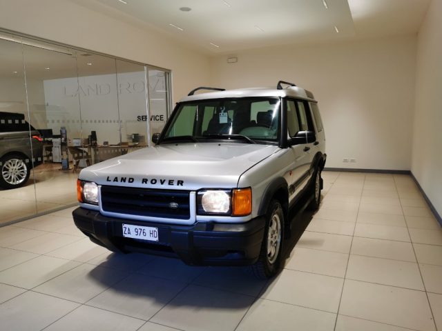 LAND ROVER Discovery 2.5 Td5 5 porte Luxury Immagine 0