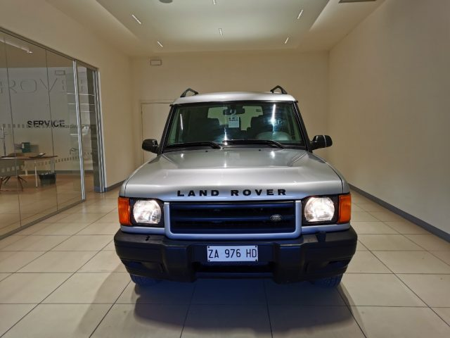 LAND ROVER Discovery 2.5 Td5 5 porte Luxury Immagine 1