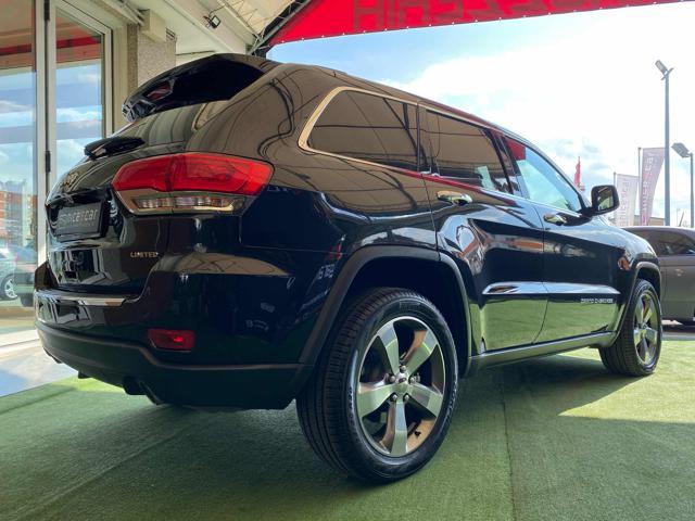 JEEP Grand Cherokee 3.0 V6 CRD 250 CV Multijet II Limited *4x4*PELLE* Immagine 3