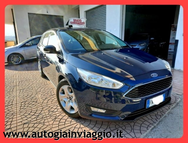 FORD Focus Blu pastello