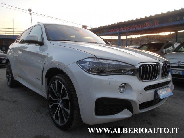 BMW X6 xDrive40d Msport KM CERTIFICATI Immagine 2