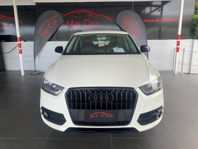 AUDI Q3 2.0 TDI 177CV Quattro S Tronic  Advanced