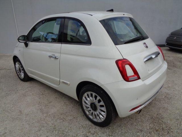 FIAT 500 1200 LOUNGE AUTOM. GPL 69 CV CARPLAY PDC FEND Immagine 2