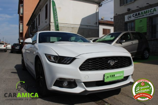 FORD Mustang Fastback 2.3 EcoBoost Immagine 1