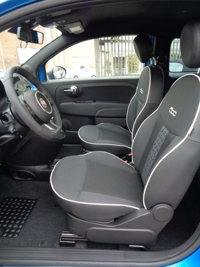 FIAT 500 S 1000 HYBRID 70CV CARPLAY PDC FEND CERCHI Immagine 4