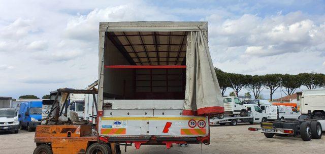IVECO CASSONE CENTINATO MT 6.70 Immagine 3