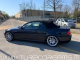 BMW M3 CABRIO MANUALE - CARBON SCHWARZ - TABACCO - BBS