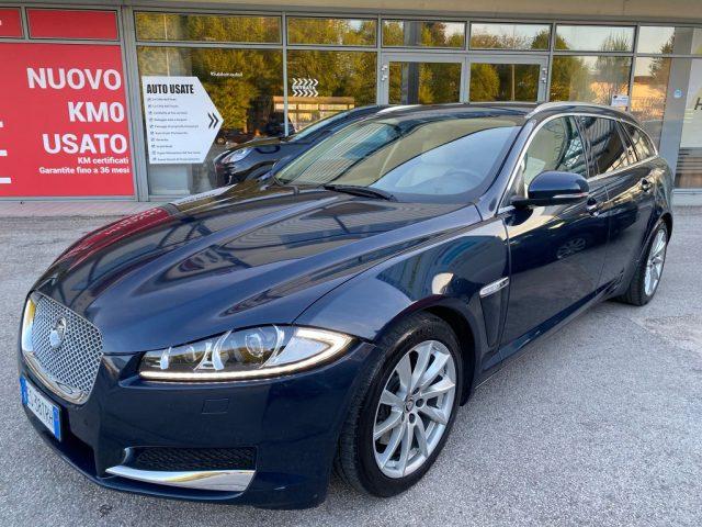 JAGUAR XF Sportbrake 2.2 D 200 CV Premium Luxury Immagine 1