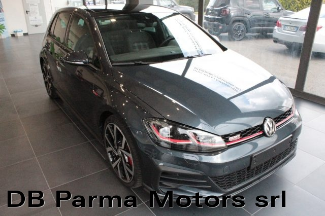 VOLKSWAGEN Golf GTI dark iron blu metallizzato