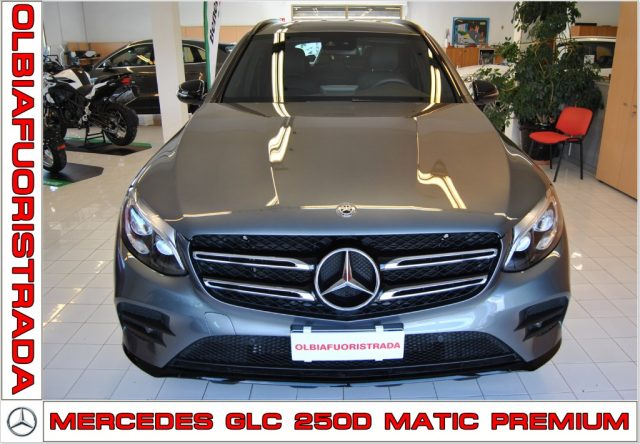 MERCEDES-BENZ GLC 250 d 4Matic Premium 41900 km