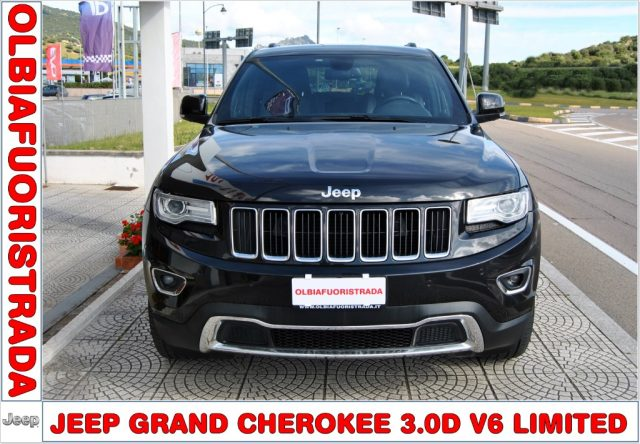 JEEP Grand Cherokee 3.0 V6 CRD 250 CV Multijet II Limited 140000 km